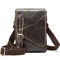 Мужская сумка из натуральной кожи, фото 1