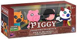 Набір фігурок PIGGY ПІГГІ свинка включає елементи DLC оригінал