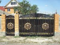 Заборы и ограждения на заказ в Киеве, фото 1
