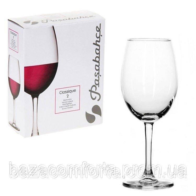 Набор бокалов для вина 630мл Classique 440153 (2шт)