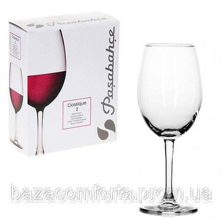 Набор бокалов для вина 630мл Classique 440153 (2шт), фото 2