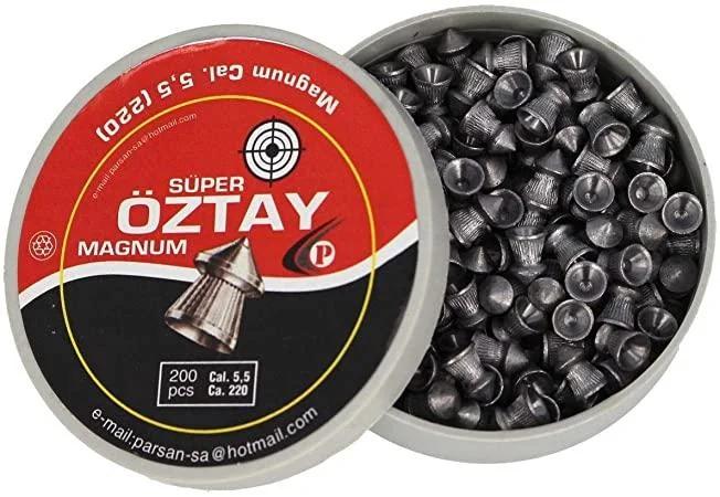 Пуля Oztay 5,5 мм 200 шт
