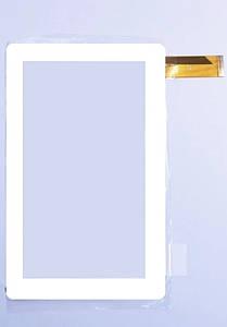 """Оригинальный Сенсор (Тачскрин) для планшета 7"""" Irulu X1785  X1792  X1793  X1794 X1795 30pin(186x111mm)(Белый)"""