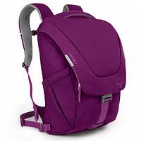 Рюкзак городской маленький Osprey Flap Jill Pack Dark Magenta (фиолетовый) O/S
