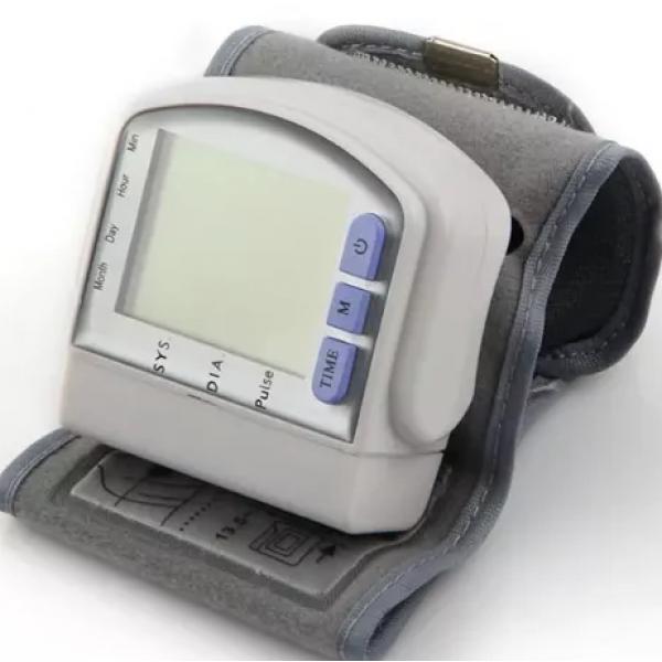 Тонометр на запястье — измеритель давления на руку CK-102S
