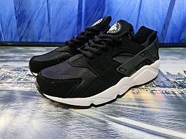 Кроссовки Nike Air Huarache Bynike black