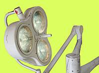 двойной операционный светильник Heraeus HANAULUX London Duo Surgical Lights
