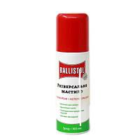 Масло Ballistol 100мл. ружейное, спрей 21600