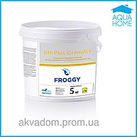 FROGGY pH Plus Granules (5кг)   повышение уровня pH