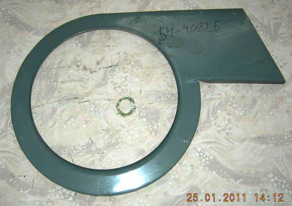Боковина левая вентилятора  54-40182Б СК-5 НИВА