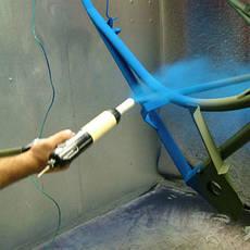 Услуги покраски и нанесения покрытий, общее