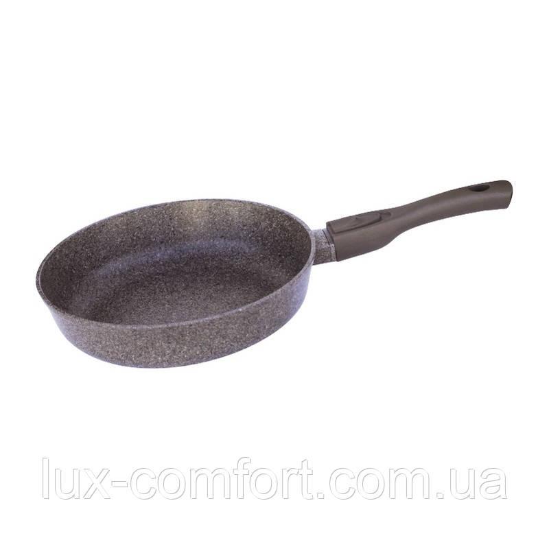Сковорода антипригарна з індукційним дном Біол 24 см 24073И