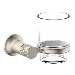 BRENTA стакан для зубных щеток, никель