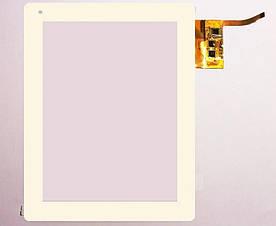 """Оригинальный Cенсор (Тачскрин) для планшета 9.7"""" Ployer MOMO11 Bird 12pin (237x184mm) (Белый)"""