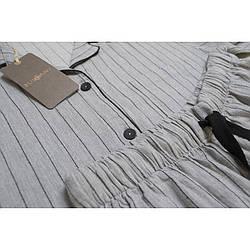 Пижама мужская Buldans - Arya gri melanj серый L