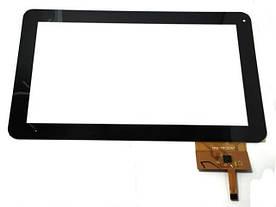 Сенсор (Тачскрин) для планшета Ployer Momo15 (Черный)