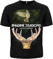 "Футболка Imagine Dragons ""Smoke+Mirrors"" Mk 2"