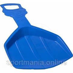 Зимові санки-лопата Plastkon Klaun Blue