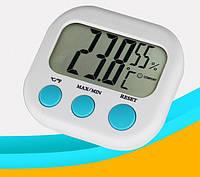 Цифровий термогігрометр СХ-202 (-50 °C ~ + 70 °C , 10% - 99%), фото 1