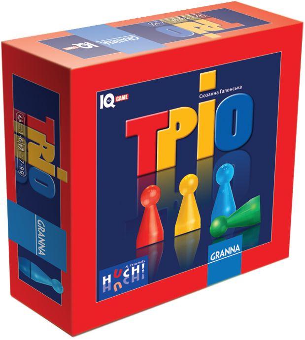 Настільна гра Тріо TM Granna (81336)