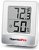 Термо-гігрометр ThermoPro TP-49 Black (-50°C до 70°C; 10%...99%)