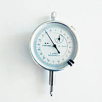 Індикатор годинникового типу KM-113-60S-5 (0-5/0.001 мм) без вушок, фото 1