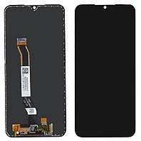 Дисплей + сенсор Xiaomi Redmi Note 8 Чорний
