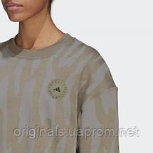 Женский свитшот Adidas by Stella McCartney Sweatshirt GL7670 2021, фото 3