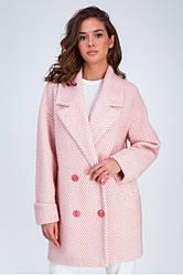 Пальто женское демисезонное шерстяное, оверсайз, Мэг| 42, 44, 46, 48 размеры