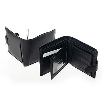 Кошелек Classic кожа DR. BOND M3 черный, фото 2