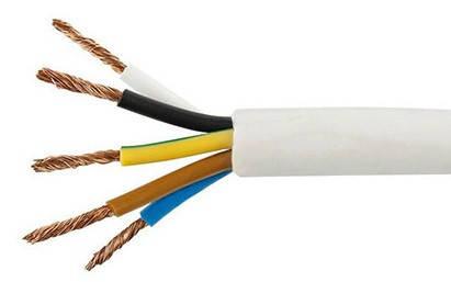 Провод гибкий медный ПВС 5х1,5 ГОСТ (ЗЗЦМ), фото 2
