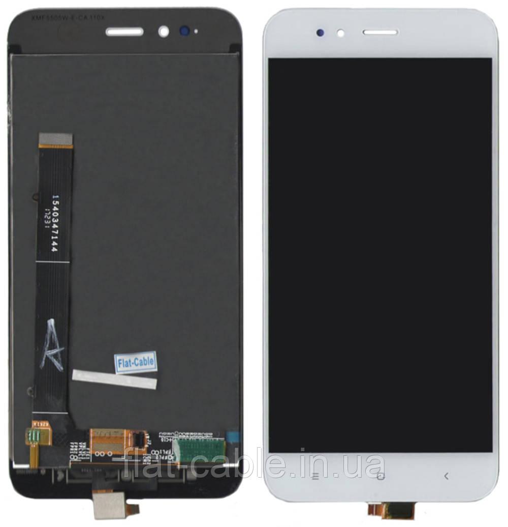 Дисплей + сенсор Xiaomi Mi A1 / mi5x Белый