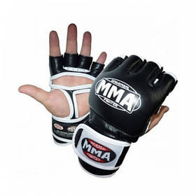 Рукавички для ММА Power System 007 Faito XL White