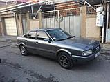 Дефлекторы окон (ветровики) Audi 80 Sd (B3/B4) 1986-1995 (Ауди 80) Cobra Tuning, фото 2