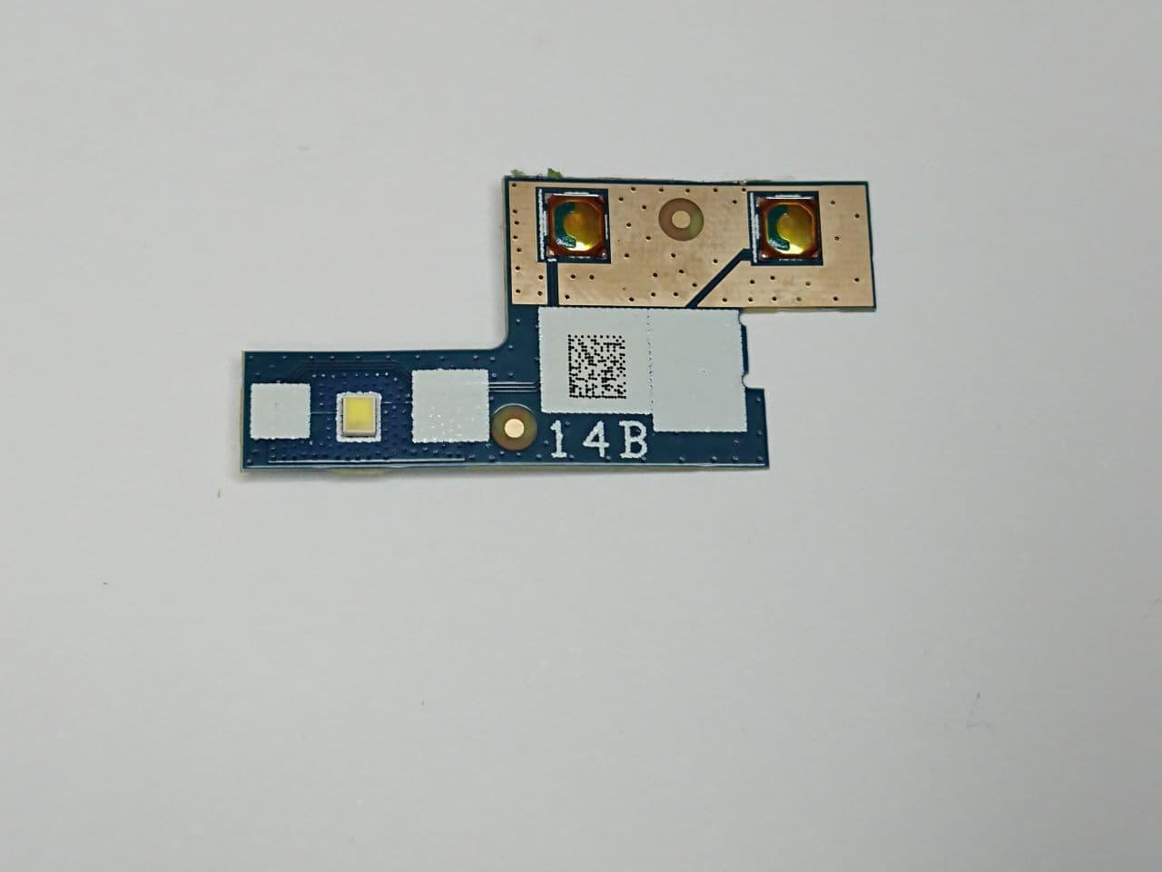 Шлейф кнопок гучності Asus ZenFone Go ZB452KG б.у.