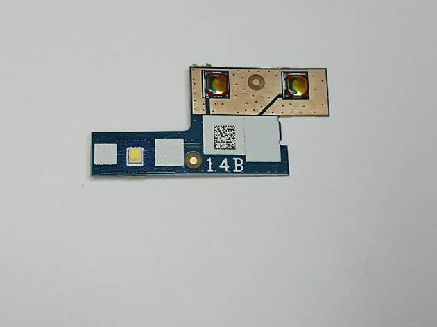 Шлейф кнопок гучності Asus ZenFone Go ZB452KG б.у., фото 2