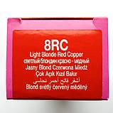 8RC (светлый блондин красно-медный) Стойкая крем-краска для волос Matrix Socolor.beauty,90 ml, фото 2