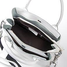 Сумка Женская Классическая кожа ALEX RAI 03-01 2235 белая, фото 3
