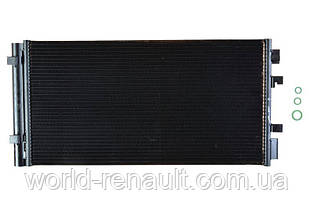 NRF 35938 - Радиатор кондиционера на Рено Меган III 1.5dci, 1.6i 16V, 1.6dci