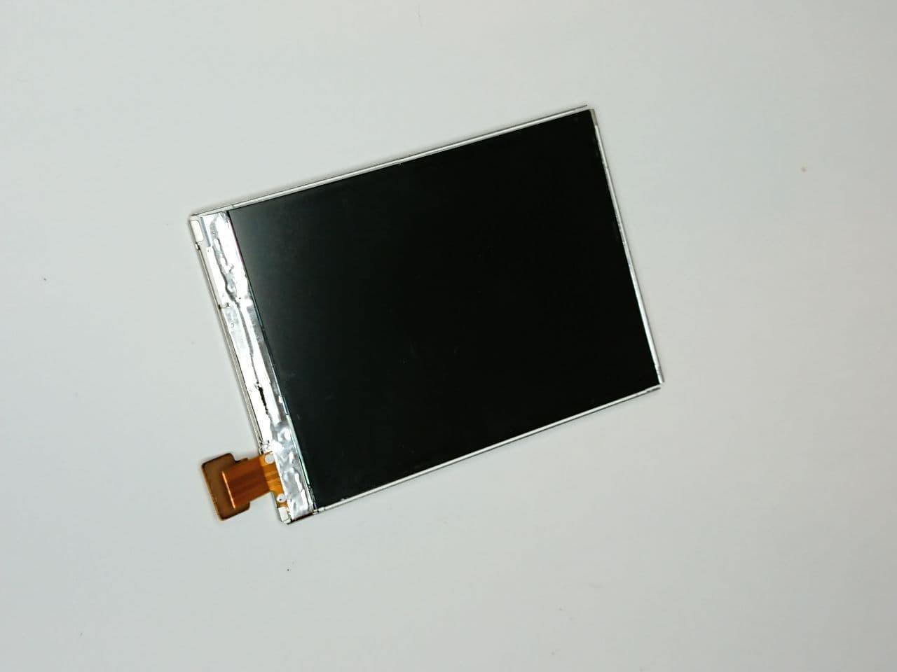 Дисплей Nokia X3-02.5 / X3-02 / C3-01.5 / C3-01 / Asha 300/206 Dual / 206/203/202 б.у.