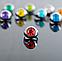 """Набор аксессуаров Наруто: Повязка """"Скрытый Лист"""", кольцо Шаринган, цепочка Скрытый Лист, браслет -Naruto Set, фото 7"""