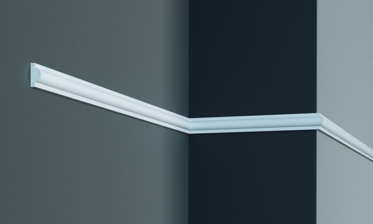 Молдинг гибкий Gaudi CR3075 (25x11)мм