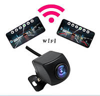 Бездротова камера заднього виду Wi-Fi 12В