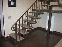 Купить лестницу в дом на второй