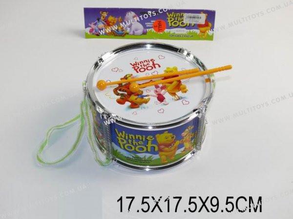 Детский барабан  6610-11A