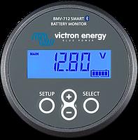 Батарейный монитор Battery Monitor BMV-712 BLACK Smart 9 - 90 VDC