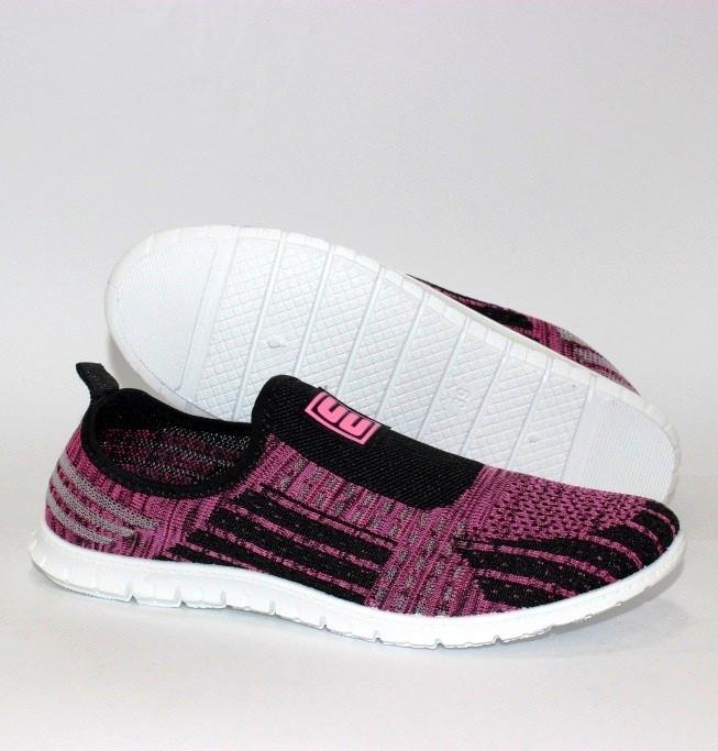 Летние женские кроссовки текстильные