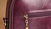 Сумка женская кожаная классическая Charlcs Kcith, фото 8