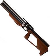 ZBROIA. Винтовка PCP Sapsan 550/300 (кал. 4,5 мм, коричневый)