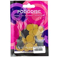 Сменные файлы для педикюрного диска STALEKS PRO S, 100 грит 50 шт
